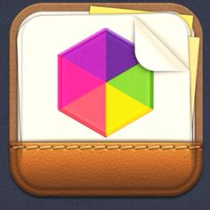 Cool iOS App icon
