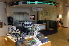 Wimbledon's new museum shop 2013