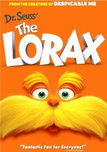 Perfect movie for Earth Day!  Amazon.com: Dr. Seuss' The Lorax: Danny DeVito, Ed Helms, Zac Efron, Taylor Swift, Betty White, Chris Renaud, Kyle Balda: Movies & TV