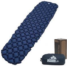 Outdoorsman Lab Ultralight Sleeping Pad-ultra-compact pour la randonnée camp...