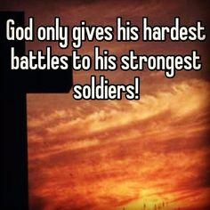 Life as a Warrior...