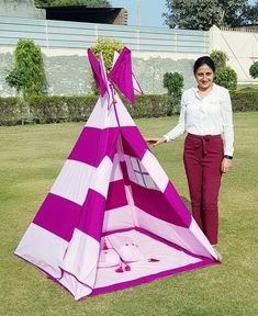 Girls Tent, Kids Teepee Tent, Play Tents, Teepees, Teepee For Sale, Tent Sale, Tent House For Kids, House Tent, Childrens Tent