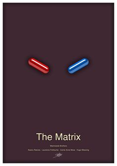 Minimalistic Movie Posters by Sahil Thappa in 50 Fresh Minimal Movie Posters