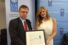 United Nations News Centre - Actress Connie Britton to help fight poverty as UN agency Goodwill Ambassador