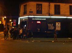114 Bar by PUMA Social à Paris