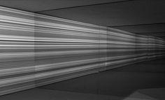 Carsten Nicolai, du 5 au 27 mai, dans le cadre de la Biennale internationale d'art numérique.