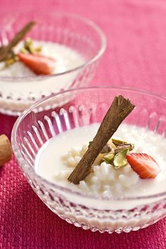 Arroz con leche. i could eat pounds of it....