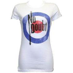 No Doubt Online Merch Merchandising Companies, Dark Fashion, Tees, T Shirt, Fan, Rock, Chic, Store, Tattoos