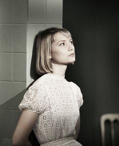 Mia Wasikowska in The Double (2013)
