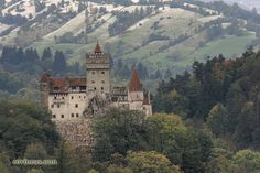 Bran Castle, Romania.