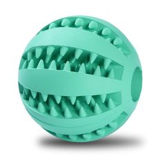 Toy Ball for Dogs [Dental Treat][Bite Resistant] Jakpak Durable Non-Toxic Strong Tooth Cleaning Dog Toy Balls for Pet Training/Playing/Chewing,Soft Rubber,Bouncy,Tennis Ball Size 2.8 Inch * Click image for more details. (This is an affiliate link and I receive a commission for the sales) #DogCare