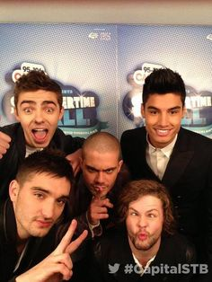 """Guys on my bus today """"glad you came"""" came on and some boy in the seat next to me asked who sung that song and I said The Wanted and he said """"oh never heard of them"""" I almost died laughing. He just prove they have no fans and no one knows who they are"""