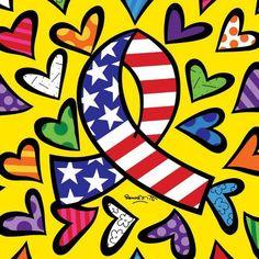 Romero Britto é um artista plástico brasileiro, consagrado no mundo inteiro pela sua arte pop, nasceu em 6 de outubro de 1963. Na infânci...