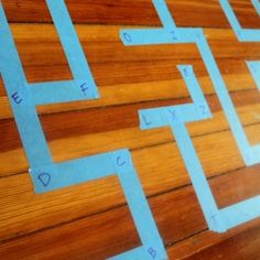 20  Activities to Start Learning Letters - Alphabet Letter Maze