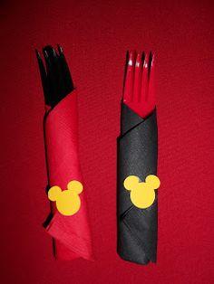 The True Disney Fan: Mickey Birthday Party Ideas