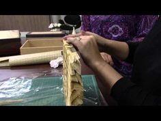 Maleta Rótulos Antigos Craquelê - Passo a Passo 1/1 - YouTube