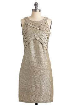 All That Glimmers Dress | Mod Retro Vintage Dresses | ModCloth.com - StyleSays