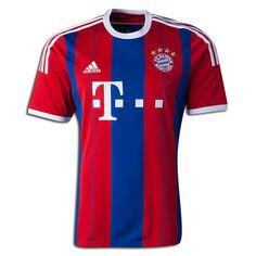 adidas Bayern Munich Home Jersey 14/15