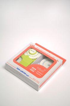 Lime Green Motex Label Maker