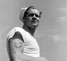 vintage photo, sailor.
