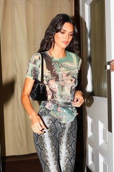 Kendall Jenner September 2019 (New York) Kendall Jenner Outfits, Kendall Jenner Mode, Kendall And Kylie, Kylie Jenner, Fashion 2020, Look Fashion, High Fashion, Fashion Outfits, Womens Fashion