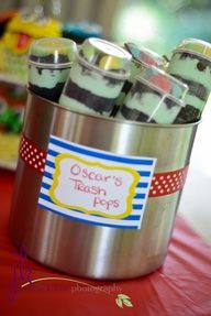 food for sesame street party - Google Search