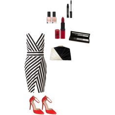Nightynight by dresstress on Polyvore featuring polyvore, fashion, style, Pinky, shu uemura, Rimmel, Lord & Berry and Bobbi Brown Cosmetics