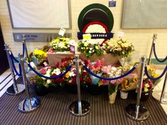 7/7 Memorial - 10th Anniversary @ Russell Square Station
