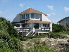 24 best oak island nc vacation rentals images north carolina rh pinterest com