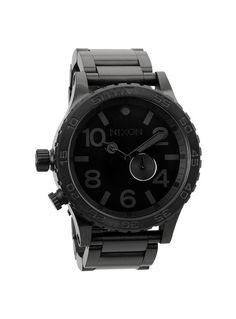 Nixon 51-30, in Black on Black