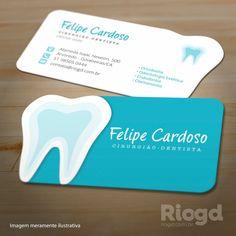 Cartão Slim - Corte Especial - Blue