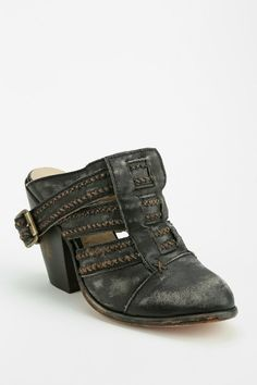 153795726db FREEBIRD By Steven Crowe Heeled Mule but it s just a dream. Heeled Mules