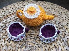 Le tuto de la théière et des tasses à thé