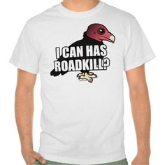 Funny Turkey Vulture T-Shirt