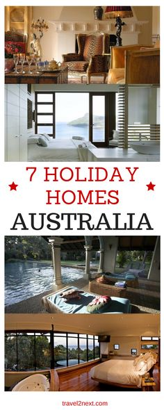 Luxury escapes – 7 holiday homes in Australia. Luxury escapes around Australia offer privacy, exclusivity and personalised service.