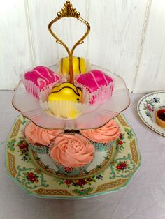 Items similar to Pretty vintage two tier Alfred meakin priscilla and opalescent tea cake stand - vintage wedding high tea afternoon cupcake stand. on Etsy Alfred Meakin, Vintage Cake Stands, High Tea, Wonderful Things, Cupcake, Trending Outfits, Handmade Gifts, Pretty, Wedding