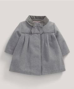 Welcome to the World Grey Coat