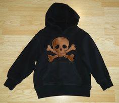 Gymboree boys hoodie XS 3-4 3T 4T black orange skull | Clothing, Shoes & Accessories, Baby & Toddler Clothing, Boys' Clothing (Newborn-5T) | eBay!