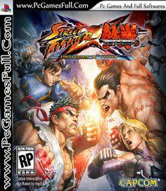 Street Fighter X Tekken Game Free Download Full Version Highly Compressed For…
