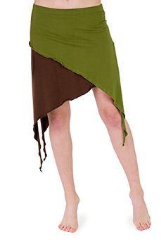 #Farbbberatung #Stilberatung #Farbenreich mit www.farben-reich.com Ajna Design Banyan asymmetrischer Zipfel Damen Rock grün-braun Größe S Ajna-design http://www.amazon.de/dp/B00YANVV6A/ref=cm_sw_r_pi_dp_7xh3wb1T5R24Z
