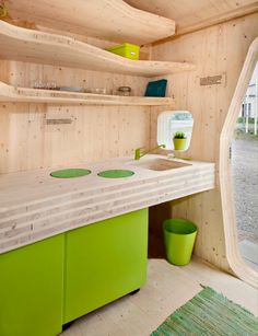 Sustainable living at it's cutest!