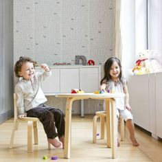 1000 images about holiday gift guide for babies on pinterest toddler table and chairs - Svan table and chair set ...