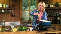 Saffron Spinach Risotto made in my cabin in episode 4 of Simple Pleasures - for more videos and recipes visit my website http://www.annabel-langbein.com/frc/season-2/episode-4/
