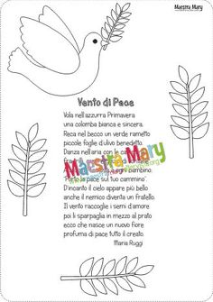 poesia pace maestra mary maria ruggi