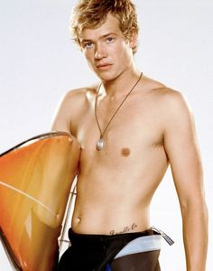Ed Speleers Echo Beach