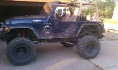 Jeep Jeep Brand, Jeep Tj, Jeep Wranglers, Dream Machine, 4x4 Trucks, Dream Cars, Peeps, Monster Trucks, Club