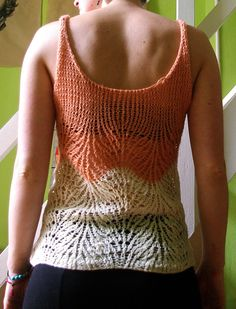 Ravelry: The Dijon Top by Karina Harper