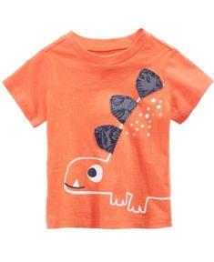 Baby Shirts, Boys T Shirts, Fabric Paint Shirt, Stitch Fix Kids, Kids Nightwear, Stylish Boys, Kids Prints, Sewing For Kids, Baby Wearing