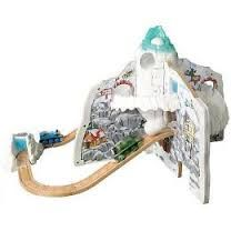 Thomas And Friends Wooden Railway - Rumble And Race Mountain Set Wooden Train, Holiday Deals, Babies R Us, Thomas And Friends, Toys R Us, Racing, Mountain, Snow, Gift Ideas