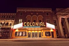 """The Colonial Theatre (Phoenixville)  The 1958 film """"The Blob"""" was partially filmed in Phoenixville, including the famous """"running out"""" scene. To celebrate our cinematic relevance, BLOBFEST is held every July since 1999."""